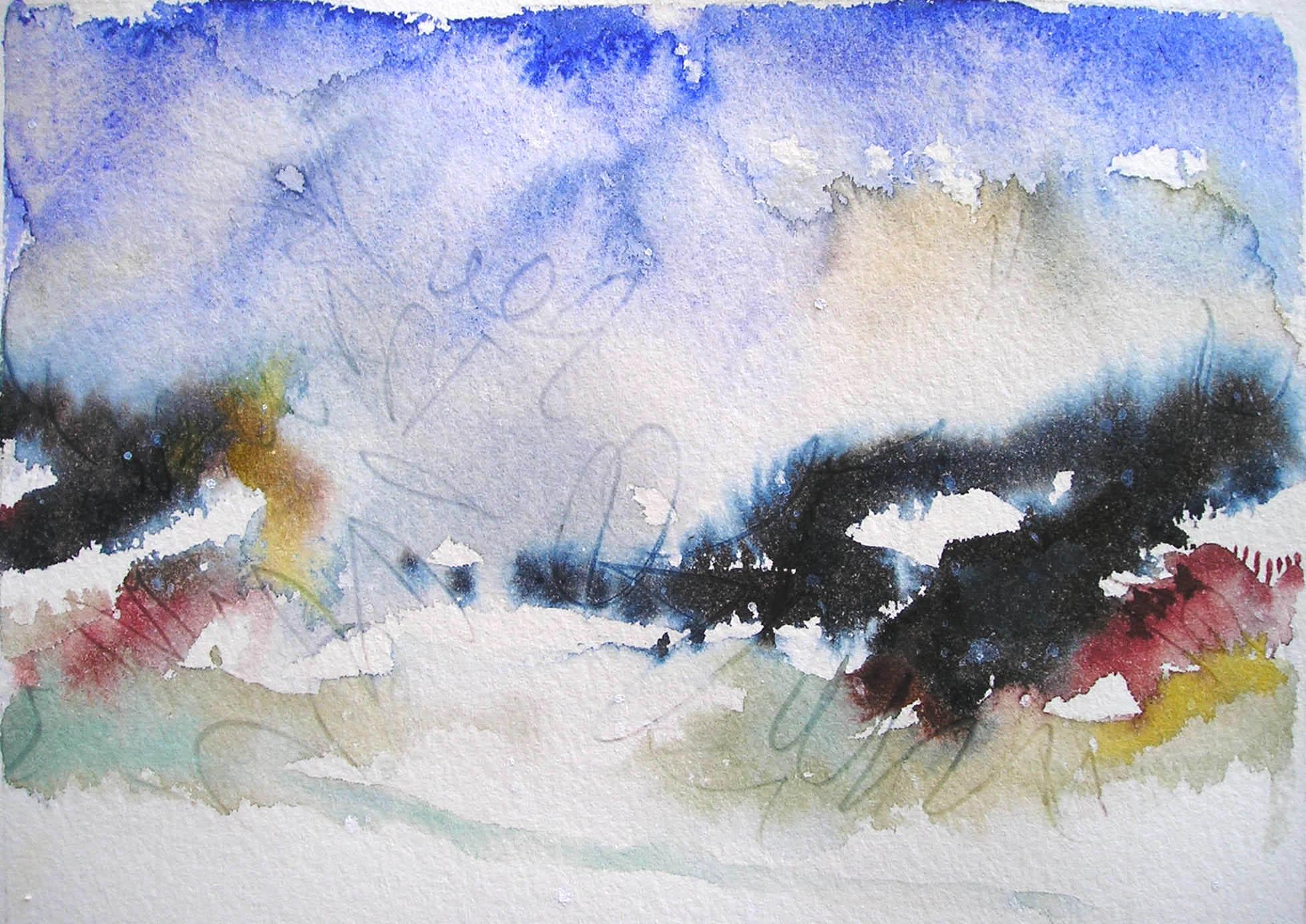 Simple Watercolor Paintings For Beginners