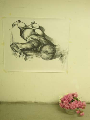 Jenö Barcsay and Foreshortening | artamaze by Katherine Hilden