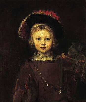 RembrandtBoyGoldChain