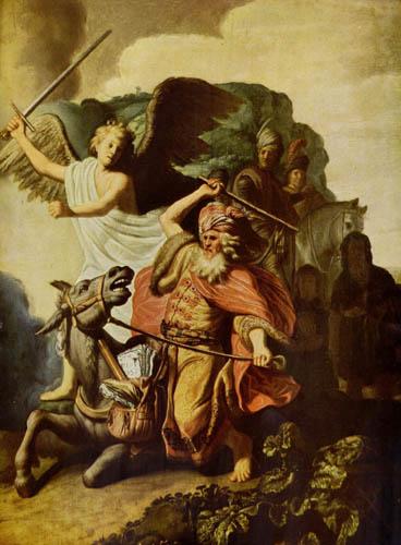 RembrandtProphet Balaam
