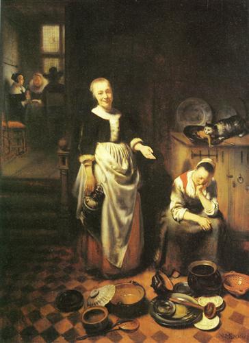 NicolaesMaesIdleServant