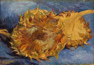 VanGoghSunflowers2