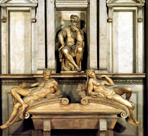 michelangelo-tomb-lorenzo