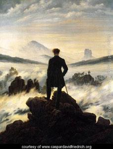 cdfriedrichwandererabovethemists1818